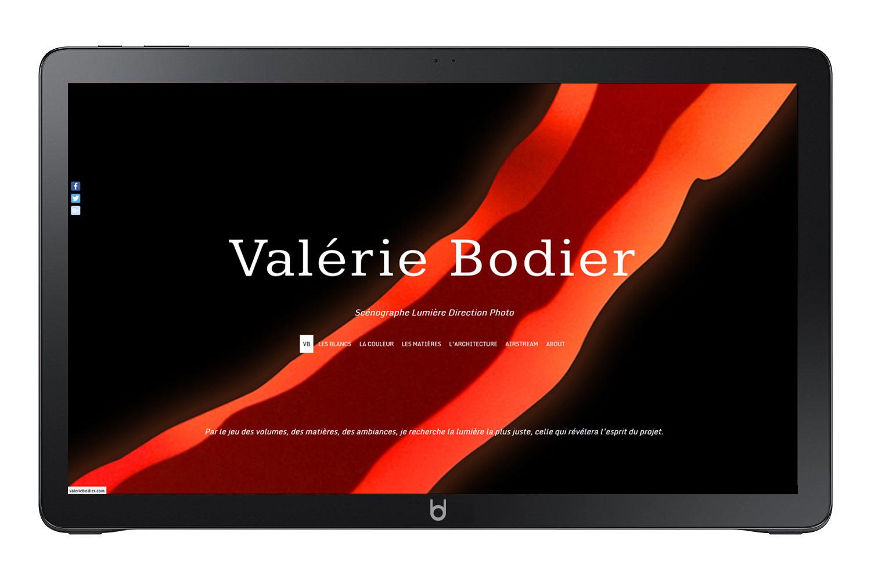 Web Valerie Bodier