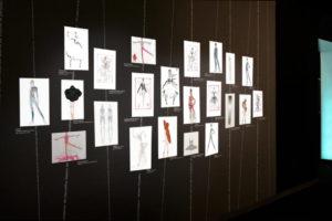 Couturiers de la Danse, dessins des créateurs