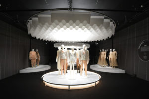 Couturiers de la Danse, salle 5, seconde peau