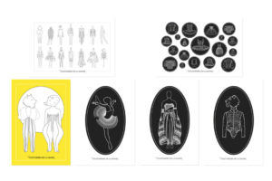 Couturiers de la Danse cartes postales