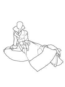 """Sissi""costumes de Giani Versace"