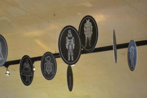 Couturiers de la Danse décorations