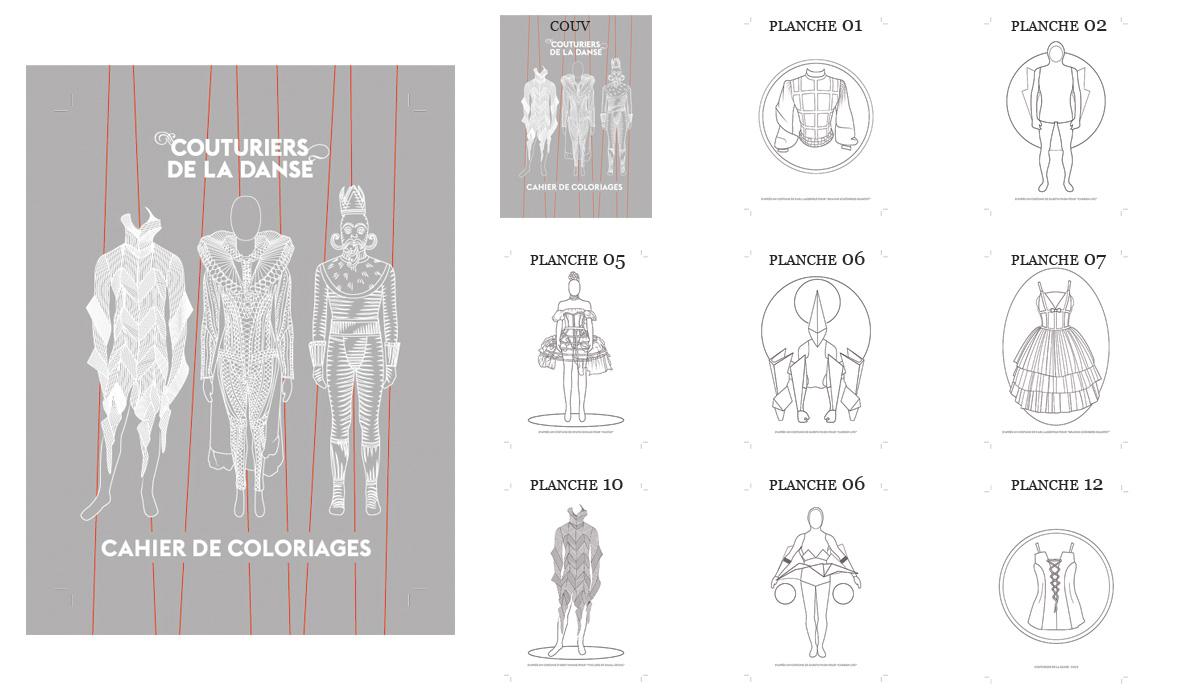 CNCS CAHIER DE COLORIAGES by dubphil