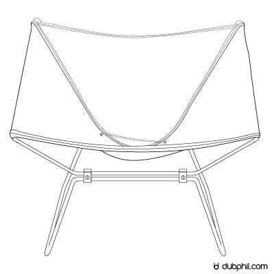 Epoque Morderne, le fauteuil de Pierre Paulin