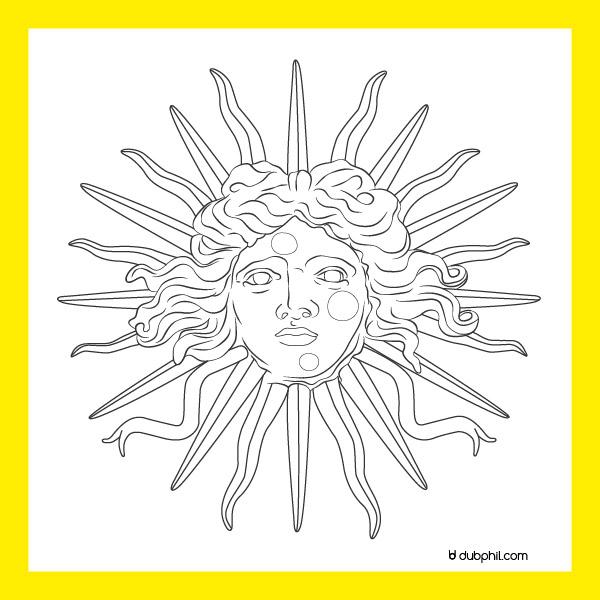 Louis XIV, le soleil emblème de Louis XIV