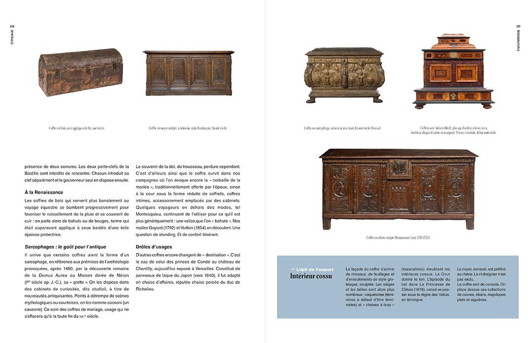Texte, encadré et photographies p 146 et 147