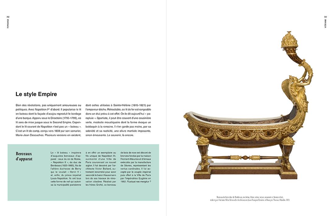 Texte, encadré et photographie p 312 et 313