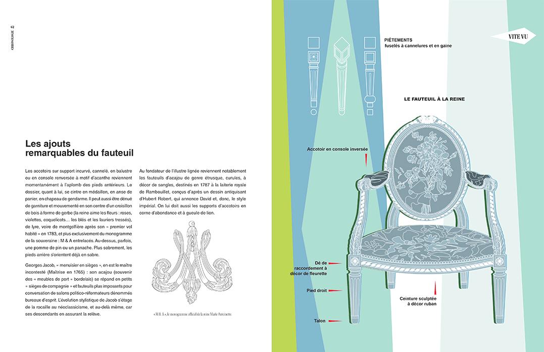 """Texte, dessins aux traits et planche graphique """" VITE VU """", p 62 et 63"""