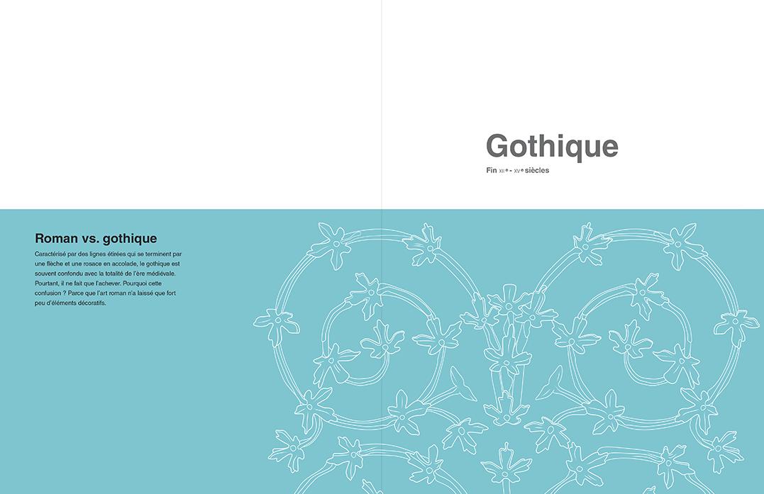 """Page de garde """" GOTHIQUE """""""